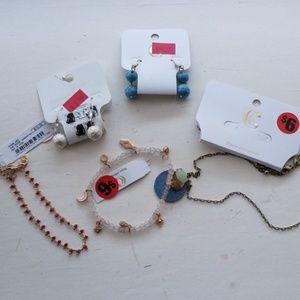 Bundle of Charming Charlie jewelry